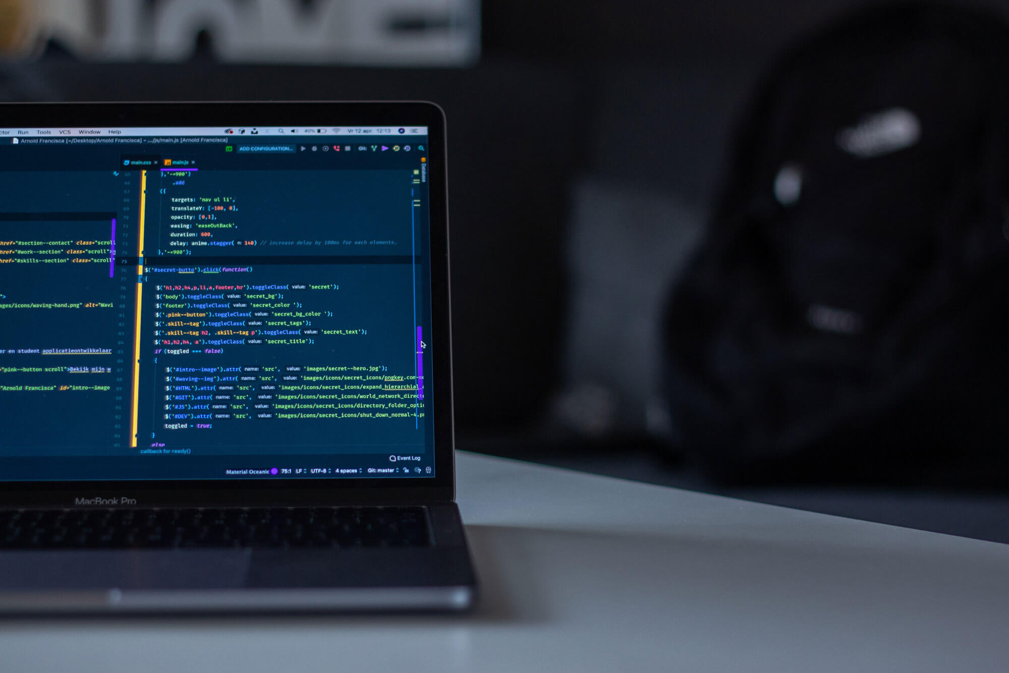 Coding on Mac with vscode